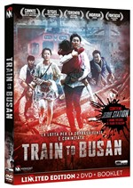 Train To Busan (Limited Edition) (2 Dvd+booklet)