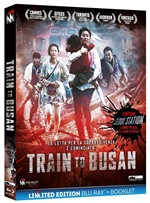 Train To Busan (Limited Edition) (2 Blu-Ray+booklet)