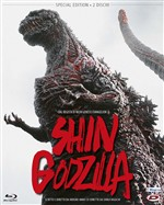 Shin Godzilla (Special Edition) (First Press) (2 Blu-Ray)