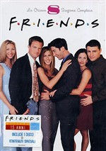 Friends - Stagione 08 (5 Dvd)