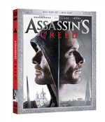 Assassin's Creed (Blu Ray 3d)