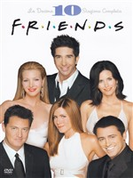 Friends - Stagione 10 (4 Dvd)