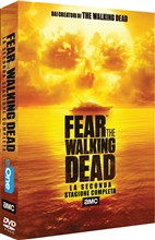 Fear The Walking Dead Stagione (2 Dvd)