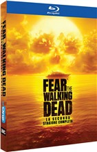 Fear The Walking Dead Stagione (2 Blu Ray)