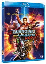 Guardiani Della Galassia Vol 2 Blu Ray