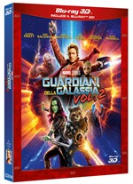 Guardiani Della Galassia Vol 2 Blu Ray 3d