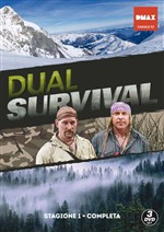 Dual Survival - Stagione 01 (3 Dvd)
