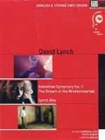 David Lynch - Industrial Symphony No. 1 / Lynch One (2 Dvd+libro)