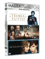Eddie Redmayne Master Collection (3 Dvd)