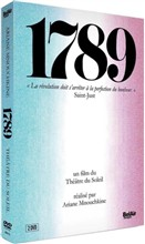 1789 - The Revolution Stops When Perfect Happiness Is Reached (2 Dvd) [edizione: Francia]