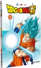 Dragon Ball Super #02 (3 Dvd)