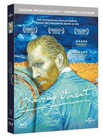 Loving Vincent (Special Edition) (Blu-Ray+5 Cartoline)