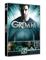 Grimm - Stagione 06 (4 Dvd)