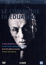 Le Commedie Di Eduardo #02 (Collector's Edition) (5 Dvd)