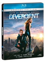 Divergent (Ltd Steel Book)