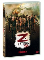 Z Nation - Stagione 02 (4 Dvd)