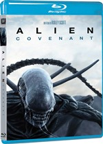 Alien: Covenant (Blu Ray)
