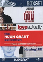 Hugh Grant Collection (4 Dvd)