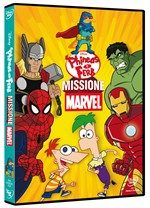 Phineas E Ferb - Missione Marvel