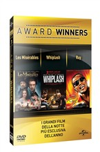 Les Miserables / Whiplash / Ray - Oscar Collection (3 Dvd)