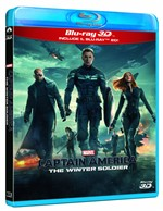 Captain America - The Winter Soldier (3d) (Blu-Ray+blu-Ray 3d)