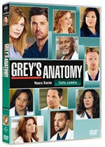Grey's Anatomy - Stagione 09 (9 Dvd)