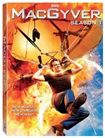Macgyver - Stagione 01 (5 Dvd)
