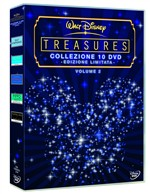Walt Disney Treasures Collection #02 (10 Dvd)