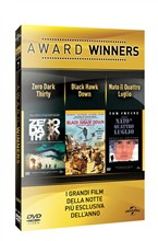 Zero Dark Thirty / Black Hawk Dawn / Nato Il 4 Luglio - Oscar Collection (3 Dvd)