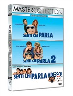Senti Chi Parla Master Collection (3 Dvd)