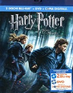 Harry Potter E I Doni Della Morte - Parte 01 (2 Blu-ray+dvd)