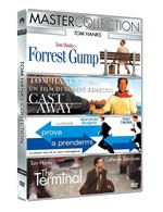 Tom Hanks Master Collection (4 Dvd)