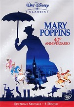 Mary Poppins (40° Anniversario) (Special Edition) (2 Dvd)