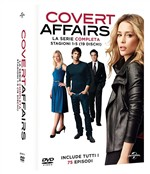 Covert Affairs - Serie Completa - Stagione 01-05 (19 Dvd)