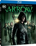 Arrow - Stagione 02 (4 Blu-Ray)