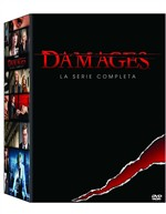 Damages - Serie Completa - Stagione 01-05 (15 Dvd)