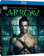 Arrow - Stagione 01 (4 Blu-Ray)