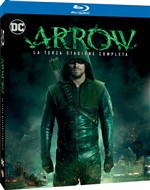 Arrow - Stagione 03 (4 Blu-Ray)