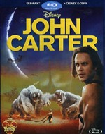 John Carter (Blu-Ray+e-Copy)