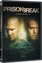 Prison Break - Stagione 05 (3 Dvd)