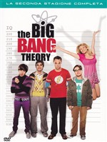 The Big Bang Theory - Stagione 02 (4 Dvd)