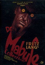 Dr. Mabuse Collection (3 Dvd)