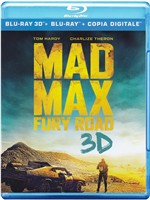 Mad Max - Fury Road (3d) (Blu-Ray 3d)