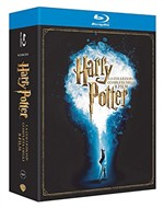 Harry Potter Collezione Completa (Collector's Edition) (8 Blu-ray)