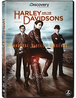 Harley & The Davidsons - Stagione 01 (2 Dvd)