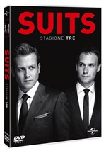 Suits - Stagione 03 (4 Dvd)
