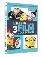 Cattivissimo Me 3 Movies Collection (3 Dvd)
