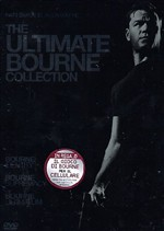 Bourne Ultimate Collection (Tin Box) (3 Dvd)