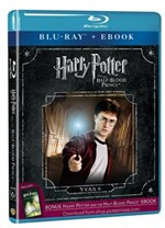 Harry Potter E Il Principe Mezzosangue (Blu-ray+e-book)
