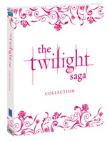 Twilight Saga Collection (5 Dvd)